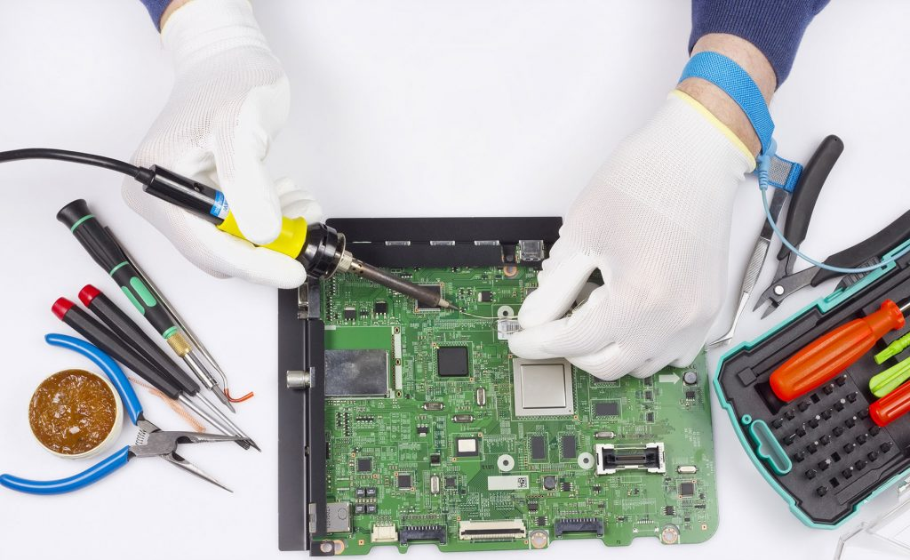 PRINTED CIRCUIT BOARD (PCB) LAYOUT & FABRICATION SERVICES